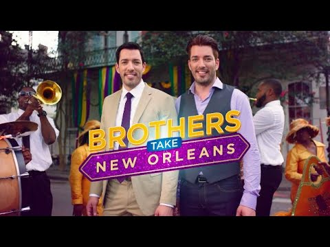 Brothers Take New Orleans S1 | HGTV Asia