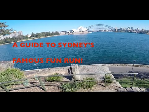 Around Sydney | A preview of the City to Surf course from a Motorcycle!