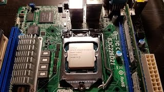 pfSense Firewall Upgrade - Noctua NF-A4x10 FLX 40mm Fan Unboxing