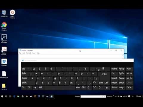 Using Vietnamese Keyboard in Windows 10