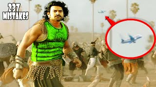 (237 Mistakes) in Baahubali 2 - Plenty Mistakes in Baahubali 2 - The Conclusion Full Hindi Movie.