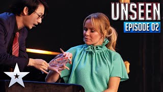 Ant and Dec get up to MISCHIEF while TIME TRAVELLING MAGIC wows the Judges | Episode 2 | BGT: UNSEEN