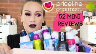 What's new at Priceline?   52 Mini Reviews
