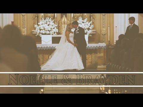 Glamorous Louisiana Wedding Video by Bride Film