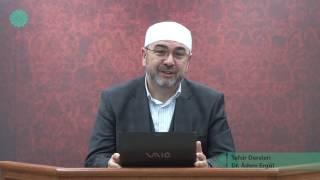 Tefsir Dersi - 193 (Tevbe Sûresi 28 - 31. Ayetler) - Adem Ergül