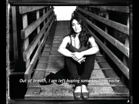 Sara Bareilles - Breathe Again with lyrics