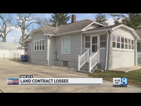 Lost house shows perils of land contract sales