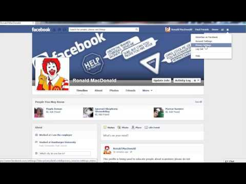 How to turn off Facebook Followers