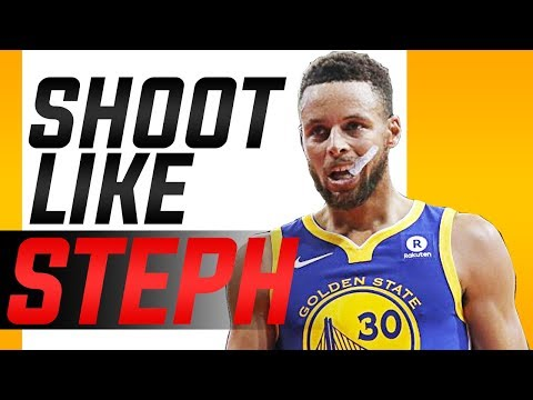 The Ultimate Stephen Curry Shooting Series: Basketball Shooting Drills PART 1