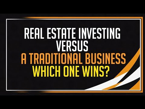 FACE OFF: Real Estate Investing VS Traditional Job/Business