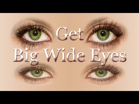 Get Big Wide Eyes (Subliminal)