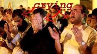 Crying Crying Crying   Emotional Dua-e-Qunoot   Heart Soothing by Sheikh Hatem Farid      AWAZ