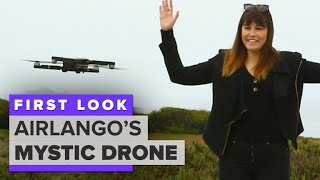 Airlango Mystic drone review:  It's all about the AI