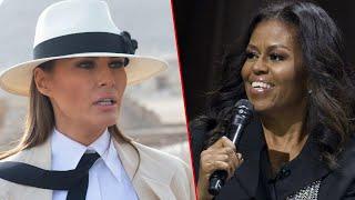 Download Piers Morgan Slams Michelle Obama After She Mocks Melania Trump on TV Video