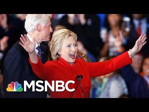 Hillary Clinton Wins New York Democratic Primary | MSNBC