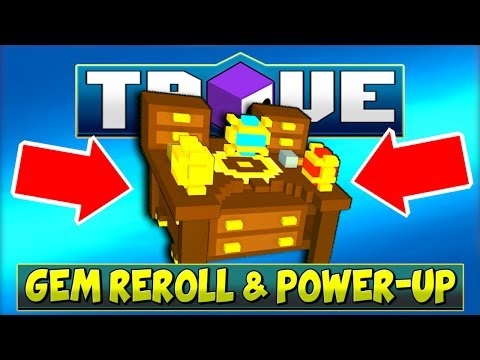 GEM STAT REROLL & AUGMENT GUIDE! - Improve Gem Stats & PR Beyond Maximum? | Trove Gem Stat Guide