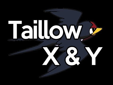 Pokemon X and Y - Where to Catch Taillow