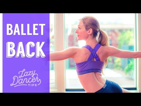 Ballet Back Workout For Mobility & Strength
