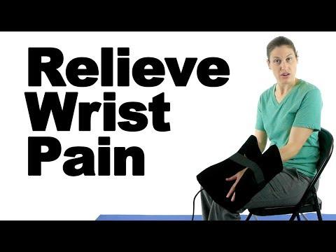 Top 5 Wrist Pain Relief Tips - Ask Doctor Jo