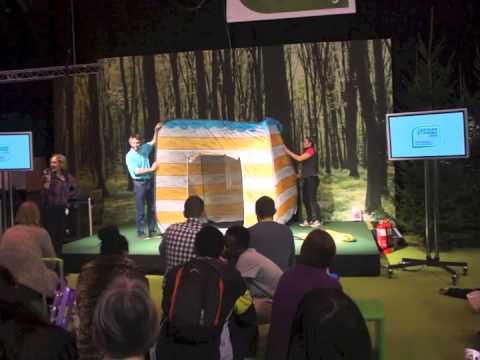 The OLPRO Beach Hut Presentation (www.olpro.co.uk)