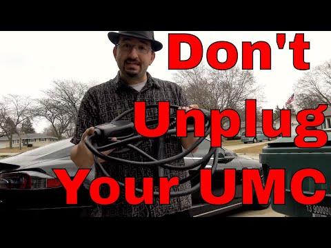 Tesla UMC Vampire Drain DON'T UNPLUG YOUR UMC