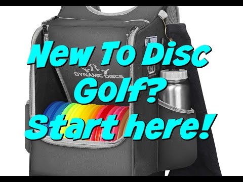 Best Discs For Your First Disc Golf Bag