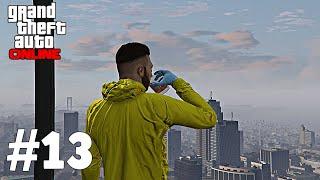 The Fleeca Job : Grand Theft Auto 5 Online Walkthrough : Part 13 (Premium Edition) (PC)