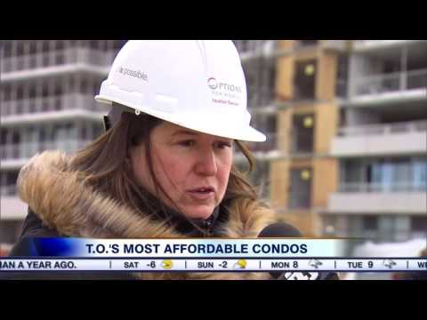 Video: Toronto's most affordable condos