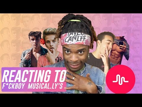 REACTING TO MUSICAL.LYS ! ! !