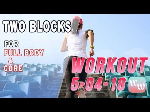 Workout 5-04-18