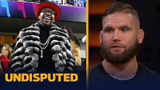 Jeremy Stephens on Floyd Mayweather calling out Conor McGregor, again   UNDISPUTED