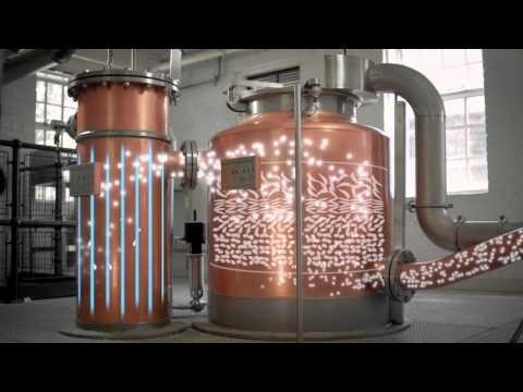 Laverstoke Mill Bombay Sapphire Gin Distillation Film