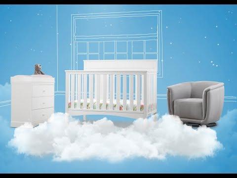 Skylar 4 in 1 Convertible Crib