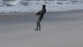 Jones Beach & Long Island NY Wicked High Winds - 11/19/2017