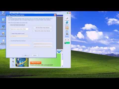 Fake Webcam Chatroulette - No Manycam