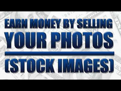 How to make money selling photos online (stock images)