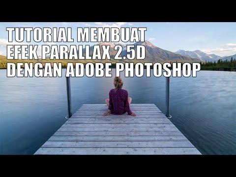 Tutorial Cara Membuat Efek Parallax dengan Photoshop