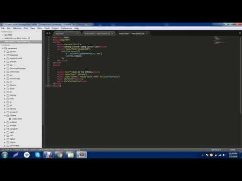 string counter using javascript