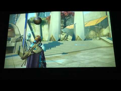 Destiny floating in the air glitch