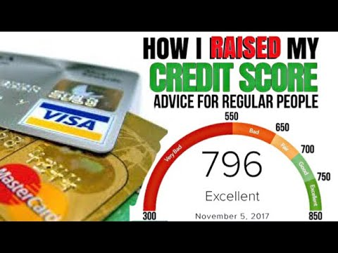 How To Increase Your Credit Score FAST For Beginners - 6 Factors That Affect Your Score