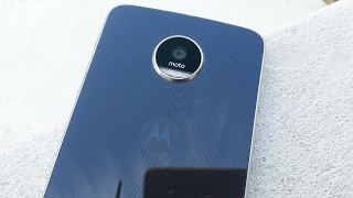 Moto Z Play Official Android 7.0 Nougat Review!