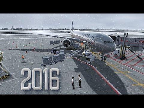 New Flight Simulator 2016 - P3D 3.4 [Spectacular Realism]