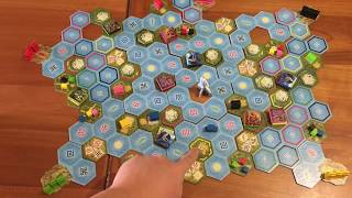 Board Game Reviews Ep #23: THE ORACLE OF DELPHI