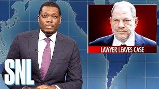 Weekend Update: Attorney Drops Harvey Weinstein - SNL