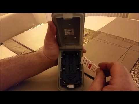 GE Supra C500 keysafe / keylock opened - code cracked