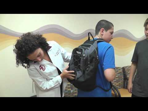 Choosing the right back pack for your child