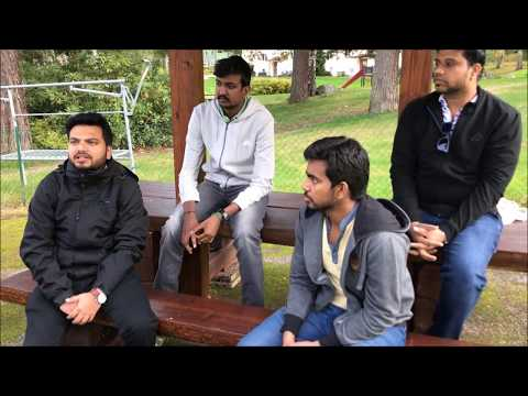 Scholarships in Sweden -  Interaction with Dalarna University Students, Study in Sweden