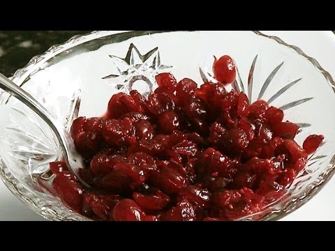 Quick and Easy Cranberry Raspberry Relish
