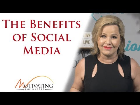 Susie Carder - The Benefits of Social Media