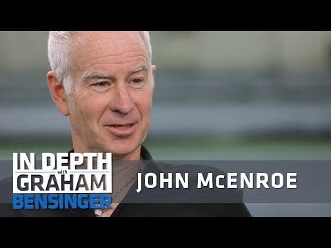 John McEnroe: How will I react to fading spotlight?